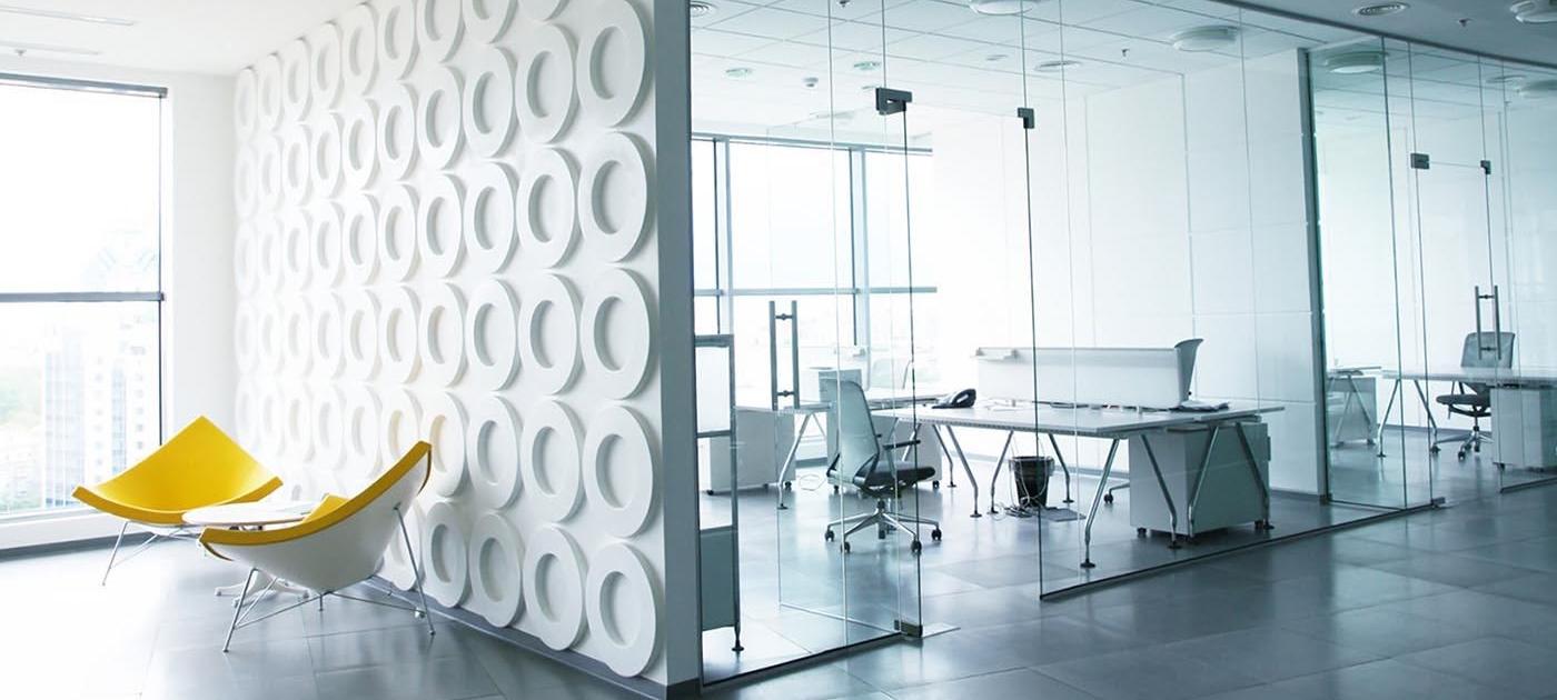 طراحی داخلی فضاهای اداری