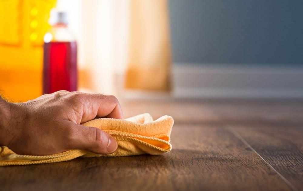 پاک کردن سرامیک و لمینت