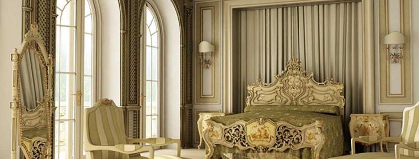 اتاق کلاسیک