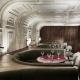 طراحی داخلی و دکوراسیون رستوران لوکس