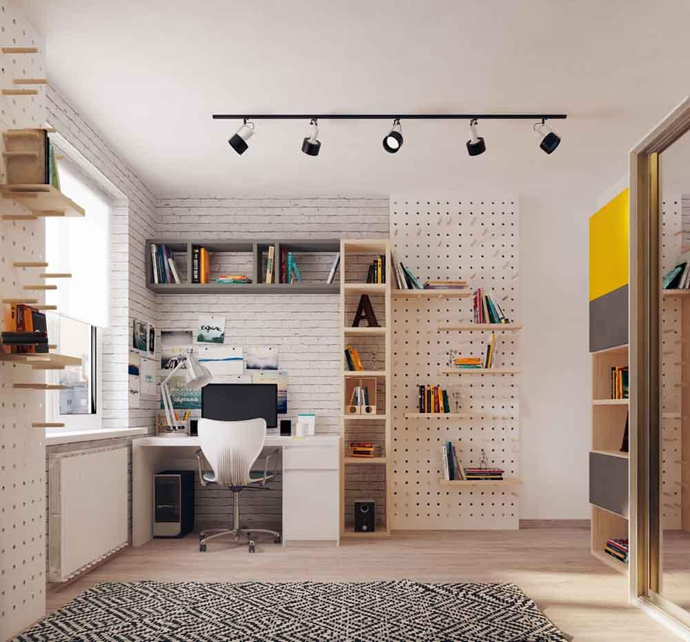 ایده های طراحی اتاق کودک